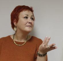 Александра Куликова преподаватель ИЗО